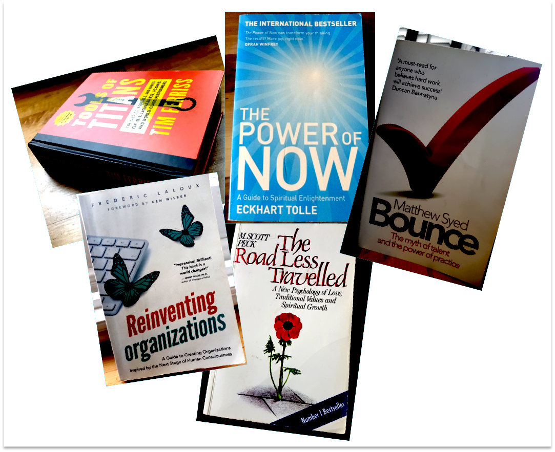 How To Change Behaviour 5 Books That Helped Me Grow As A Leader